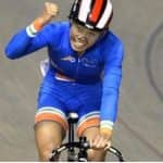 Asian Indoor Games: Indian Cyclist Deborah Herold Clinches 2 Silver Medals on Day 7