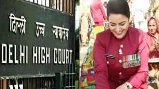 Delhi HC Reserves Order on Honeypreet Insan's Bail Plea, Reprimands Her For Not Being Present