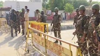 Dera Headquarters Search Operation Day 2: Window-like Path to Sadhvi Niwas Found; Illegal Explosives Factory Sealed