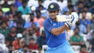 Sourav Ganguly Speaks on MS Dhoni's Future in T20 Cricket