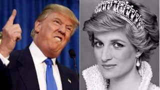 Donald Trump Bragged He Could Have Had Sex With Princess Diana Though She Was Crazy, Reveals Old Interview