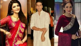 Dussehra 2017: Kajal Aggarwal, Akshay Kumar, Sridevi Wish Fans On The Auspicious Occasion