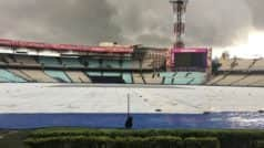 India's Practice Called Off Due to Inclement Weather, Aussies Train Indoors
