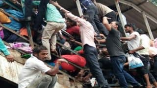 Elphinstone Bridge Stampede: Railways Give Clean Chit to Authorities, Blame Rain, Overcrowding For Tragedy