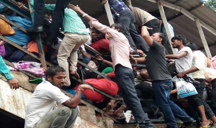 Railways official: 22 dead in stampede