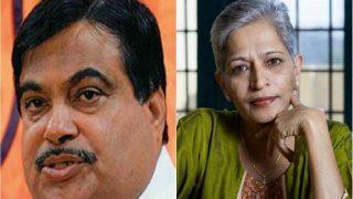 BJP, Affiliates Not Linked to Gauri Lankesh's Murder, Says Nitin Gadkari