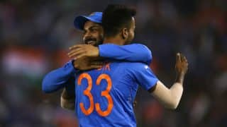 Kohli, Pandya Revel India's Series Win