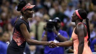 US Open 2017: Sloane Stephens Knocks Out Venus Williams, Progresses to Maiden Grand Slam Final