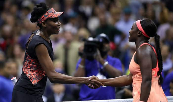 Friends Sloane Stephens, Madison Keys share long embrace after US Open finals class=