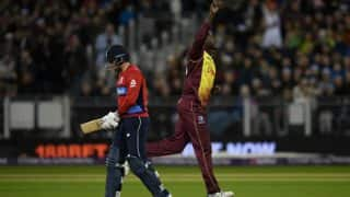 Carlos Brathwaite-Led Windies Beat England by 21 Runs in One-Off T20I