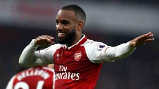 EPL 2017-18: Arsenal Beat West Brom 2-0 as Alexandre Lacazette Scores Twice
