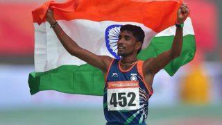 Asian Indoor Games 2017: Govindan Lakshmanan Wins Gold