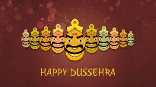 Happy Dussehra 2018: इन संदेशों और शुभकामनाओं से दशहरा को बनाएं खास, भेजें Wishes, WhatsApp, Instagram, Facebook, SMS quotes और फोटो