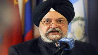Hardeep Singh Puri Inducted in Third Modi Cabinet Reshuffle