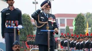 PM Modi visits India's Only Five Star Marshal Arjan Singh in Army Hospital