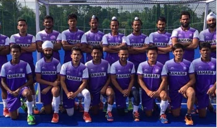 Tricky pool for India at Hockey World Cup