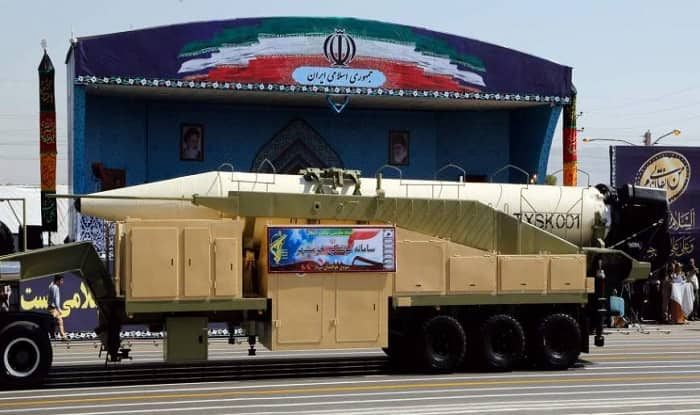 Iran claims to have tested