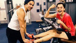 Is Varun Dhawan's Girlfriend Natasha Dalal Furious Over His Growing Bond With Taapsee Pannu?