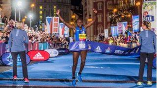 Joyciline Jepkosgei Smashes World 10km Road Record in Prague