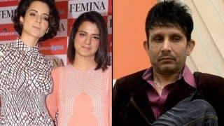 Kangana Ranaut's Sister Rangoli Chandel Blasts KRK, Calls Him A Dog - Read Tweets