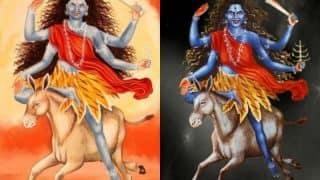 Navratri 2017 Day 7: Worship Maa Kalaratri, the Seventh Form of Goddess Durga