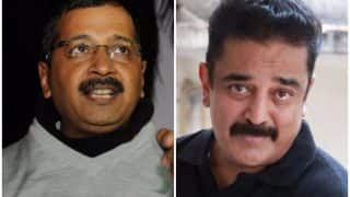 Delhi CM Arvind Kejriwal to Meet Kamal Haasan Today For 'Political Discussions' in Chennai