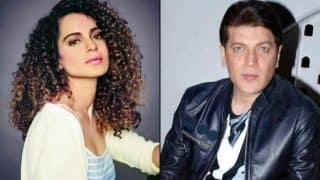 Aditya Pancholi Punched Kangana Ranaut, Eyewitness Reveals Shocking Details Of The Physical Assault - Watch Video