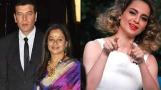 Simran Actress Kangana Ranaut Responds To Aditya Pancholi-Zarina Wahab's Legal Notice