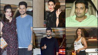Karisma Kapoor-Sandeep Toshniwal, Soha Ali Khan-Kunal Kemmu, Malaika Arora-Arjun Kapoor: See Inside Pics Of Kareena Kapoor Khan's Birthday Bash