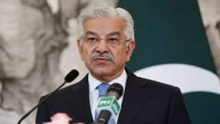 Hafiz Saeed, LeT Are a Liability, But Give us Time to Get Rid of Them: Pakistan's Foreign Minister Khawaja Asif