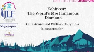Zee JLF Boulder 2017: William Dalrymple talks about Kohinoor - The World's Most Infamous Diamond