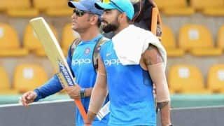 पांचवें वनडे में धोनी और कोहली के पास होगा ये नए इतिहास रचने का मौका
