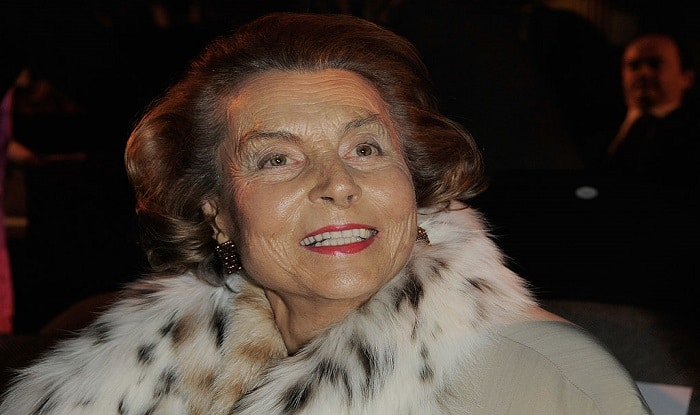 L'Oreal heiress, richest woman in the world died