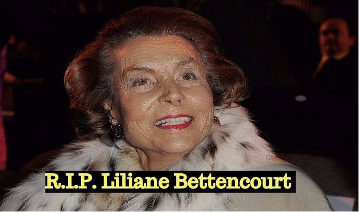 World's richest woman is dead