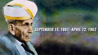 Engineer's Day: Here Is Why M. Visvesvaraya's Birth Anniversary Is Celebrated