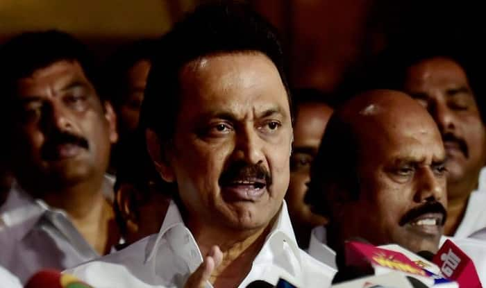Public Fed up of PM Modi at Centre, Palaniswami Govt in State: DMK Chief Stalin