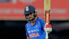 Manish Pandey Feels The Pressure of Competition