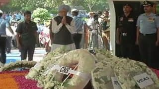 Marshal Arjan Singh Cremated With State Honours