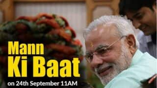 Mann Ki Baat: PM Narendra Modi to Address 36th Edition Today; What to Expect
