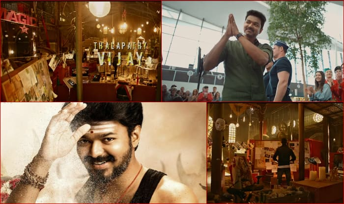 Mersal Teaser Released: Ilayathalapathy Vijay in a triple role