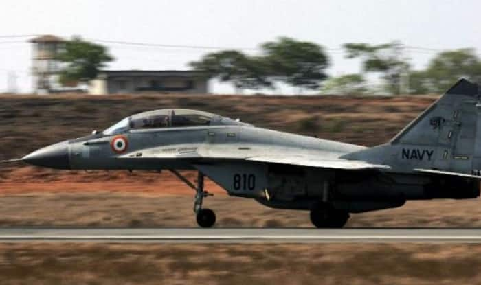MiG 29-K was recently deployed for use by Indian Navy in the Malabar exercise (Image: PTI)