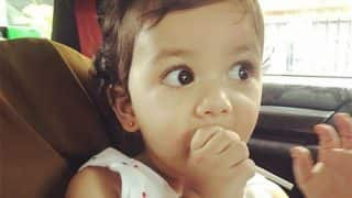 Misha Kapoor Gets Her Ears Pierced And Mira Rewards Her For Being A Good Girl! (View Pic)