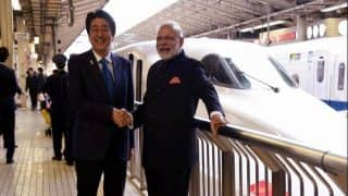 PM Modi, Shinzo Abe to Lay Foundation Stone For Ahmedabad-Mumbai Bullet Train Project