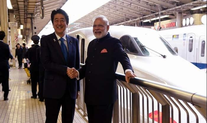 PM Modi to welcome his Japanese counterpart in Ahmedabad today