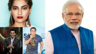 Salman Khan, Sonam Kapoor, Karan Johar: Amazing Birthday Wishes Showered On PM Narendra Modi From B-Town Celebs!