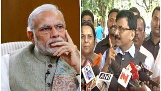 मंत्री के बयान पर बिफरी शिवसेना, मोदी सरकार को समर्थन पर जल्द लेगी फैसला