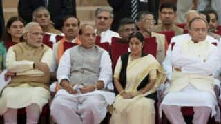 Cabinet Reshuffle: List of Narendra Modi Ministers Who Quit and Top Contenders For Key Ministries