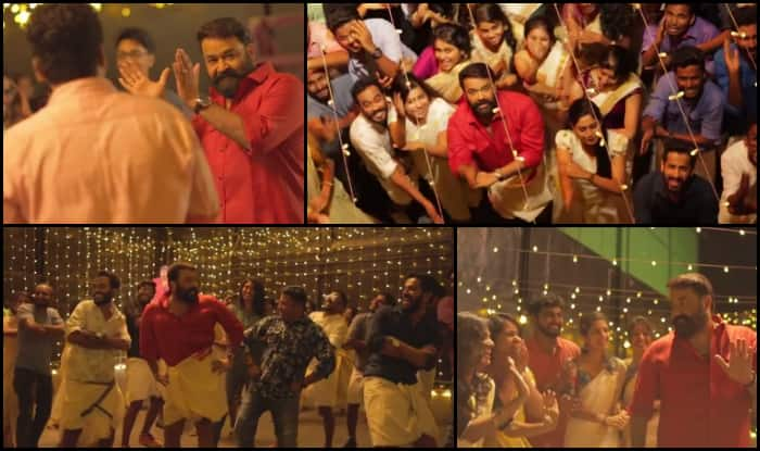 Finally, here's Mohanlal Jimikki Kammal version and it is the latest sensation!