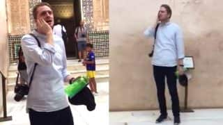 Man Calling For The Azaan At Alhambra Palace in Spain Goes Viral (Watch Video)