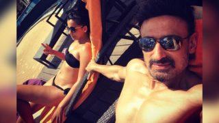 Mugdha Godse Soaks Up Some Sun In A Bikini With Beau Rahul Dev In Sri Lanka - View Pic